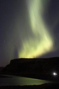 Northern lights 200x300