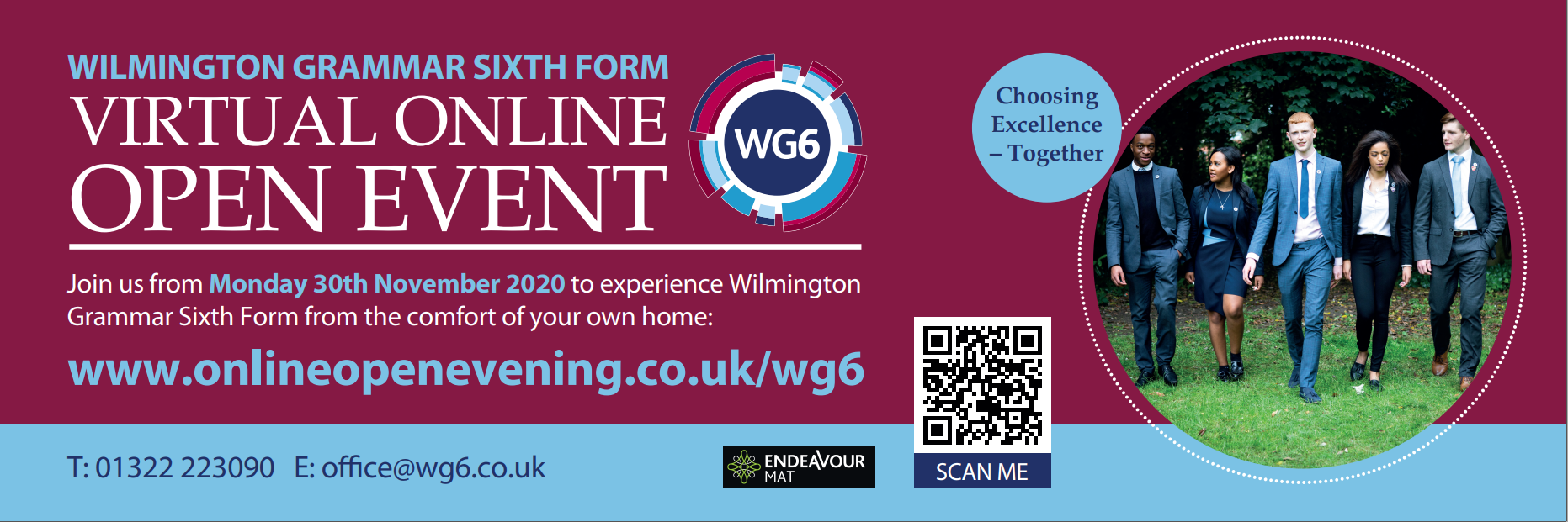 WG6 Open Event